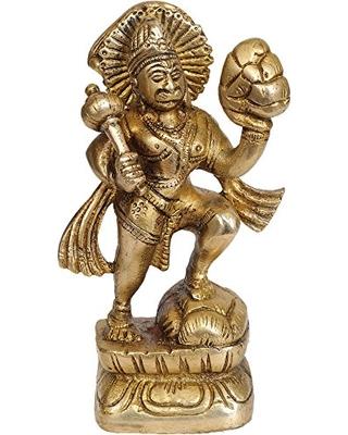 hanuman-ji-brass-statue